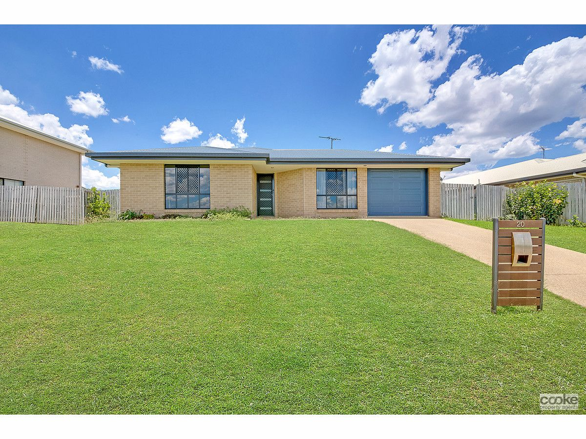 20 Allen Road, Gracemere QLD 4702, Image 0