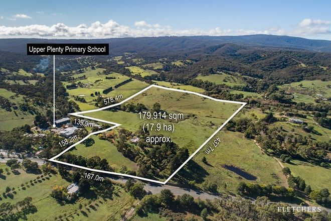 Picture of 1220 Wallan Whittlesea Road, UPPER PLENTY VIC 3756