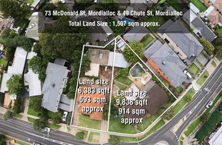 Picture of 73 McDonald Street, Mordialloc VIC 3195