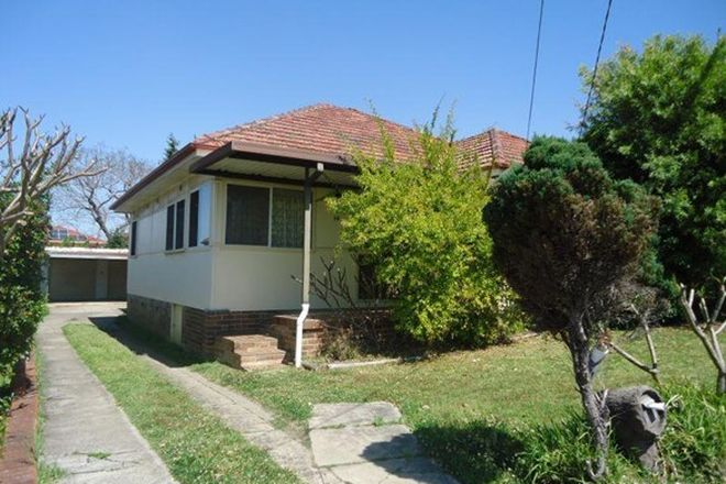 Picture of 14a Craddock Street, WENTWORTHVILLE NSW 2145