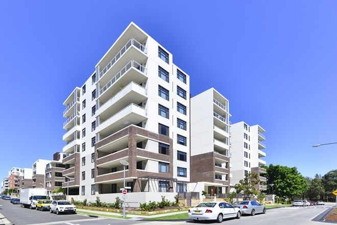Picture of 814/6 Baywater Drive, WENTWORTH POINT NSW 2127
