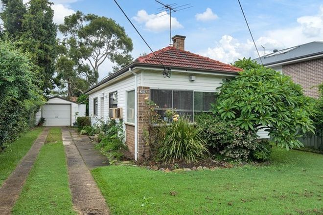 Picture of 39 Bartlett Street, SOUTH WENTWORTHVILLE NSW 2145