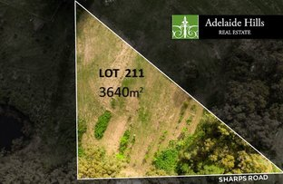 Picture of Lot 211 Sharps Road, Carey Gully SA 5144