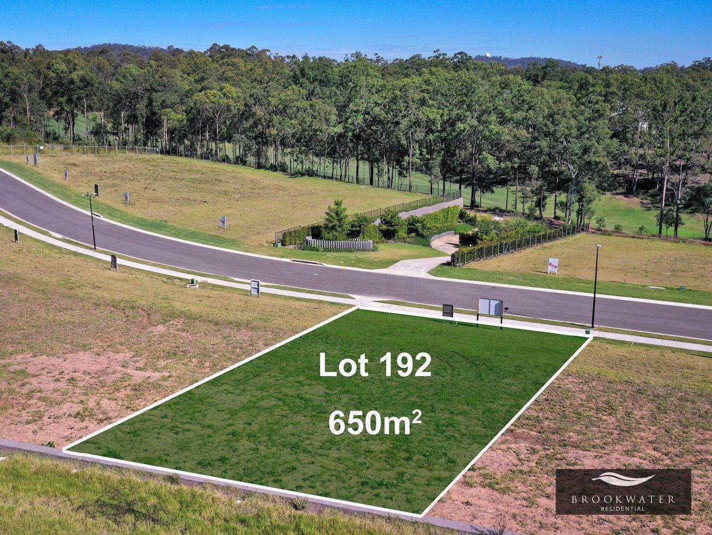 Lot 192/Dress Circle, Champions Crescent, Brookwater QLD 4300, Image 0