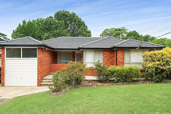 Picture of 62 Bellamy Street, PENNANT HILLS NSW 2120