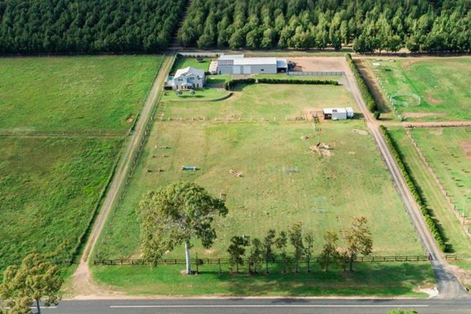 Picture of 101 Booloongie Road, GOOBURRUM QLD 4670