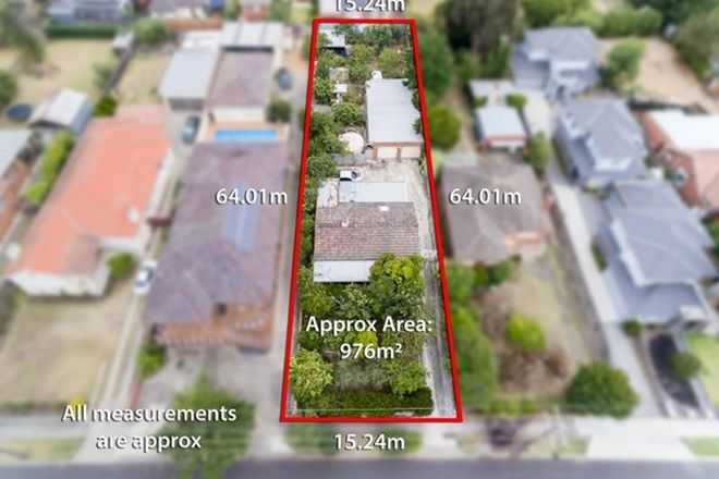 Picture of 128 Waiora Road, HEIDELBERG HEIGHTS VIC 3081
