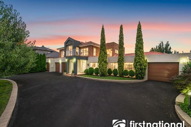Picture of 6 Royal Crescent, BEACONSFIELD VIC 3807