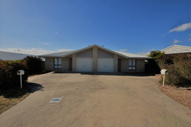 Picture of 1/31 Leichhardt Drive, GRACEMERE QLD 4702