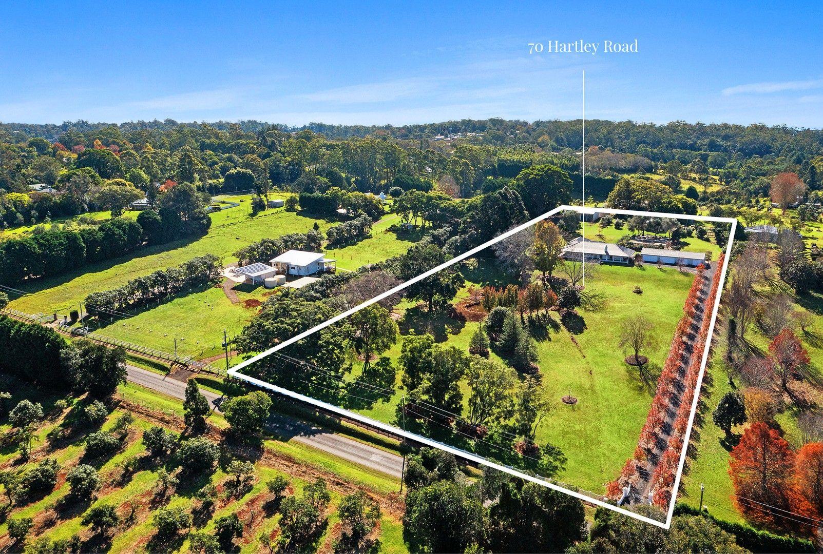70 Hartley  Road, Tamborine Mountain QLD 4272, Image 0