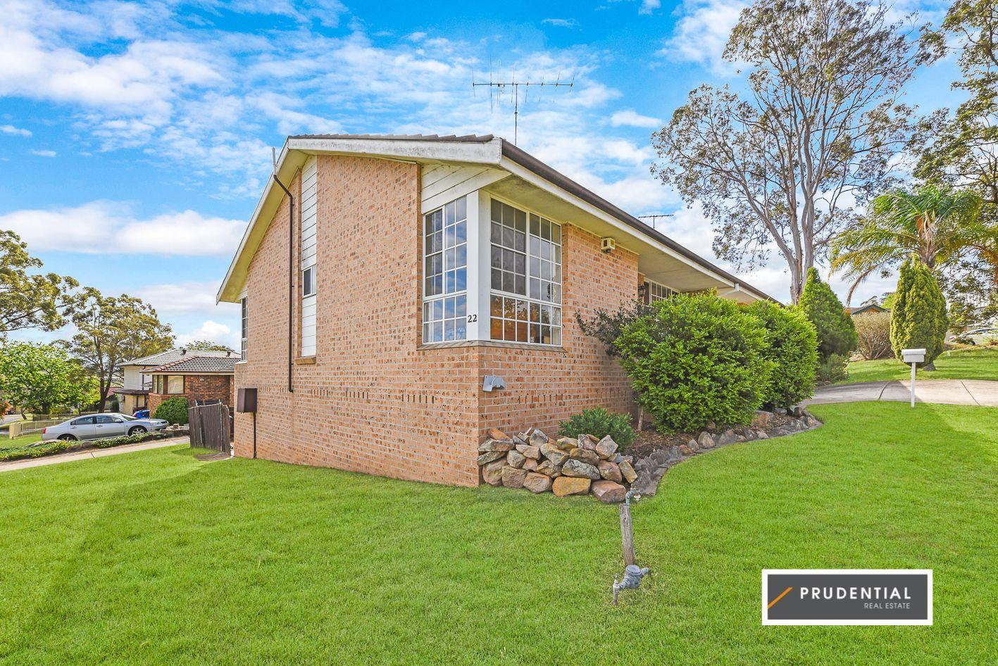 1/22 Aminya Crescent, Bradbury NSW 2560, Image 0
