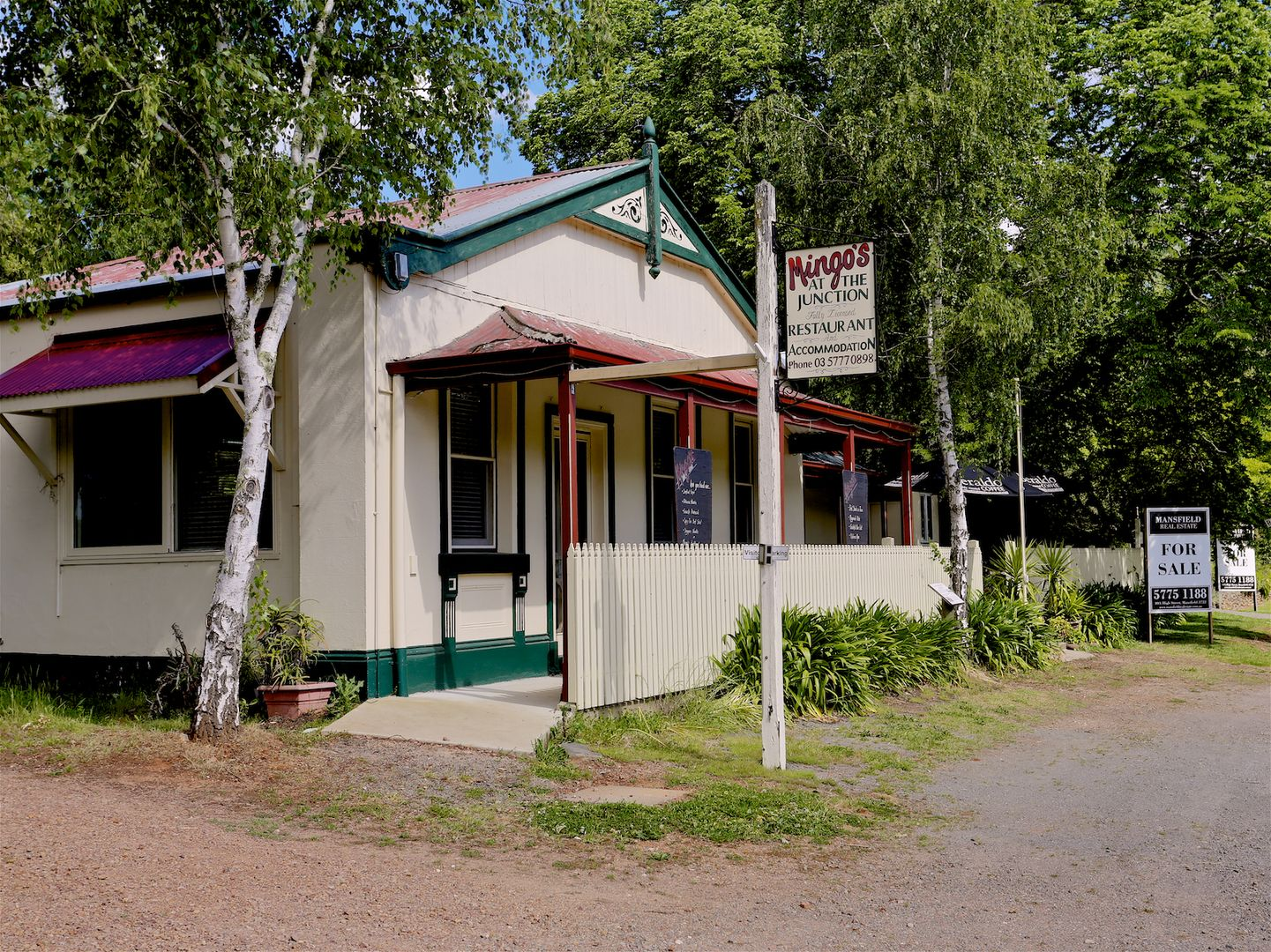 39 Bank St, Jamieson VIC 3723, Image 1