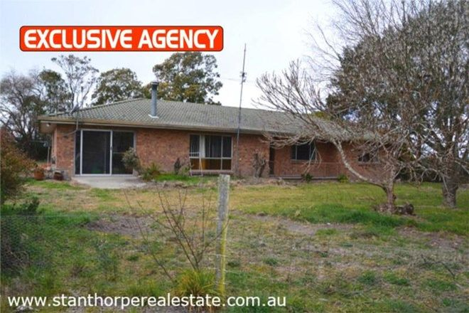 Picture of 348 Pozieres Road, FLEURBAIX QLD 4375