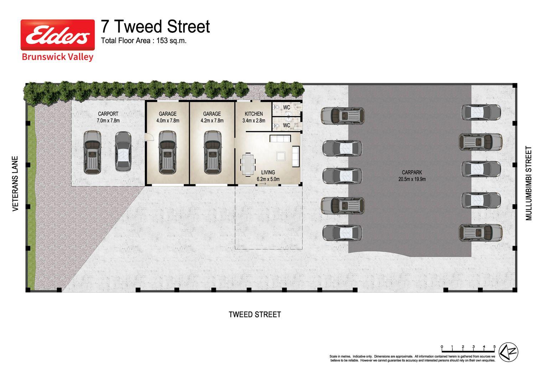 7 TWEED STREET, Brunswick Heads NSW 2483, Image 2