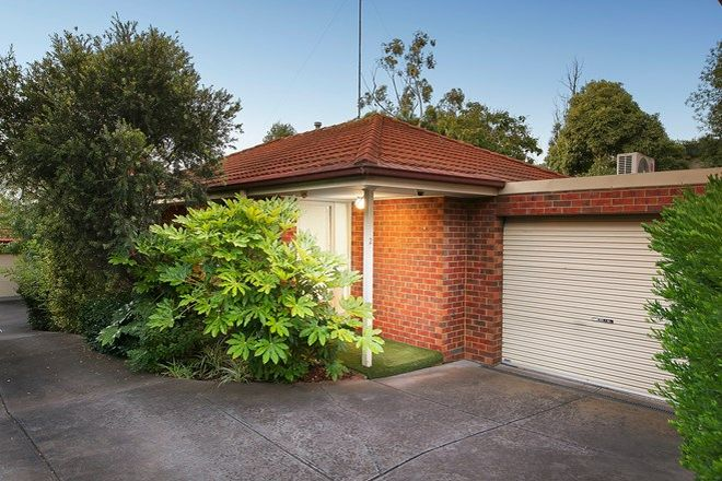 Picture of 2/7 Alexander Street, MONTMORENCY VIC 3094
