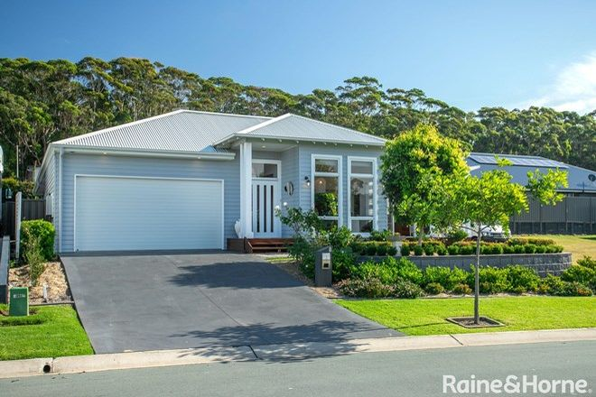 Picture of 8 Eyre Crescent, BURRILL LAKE NSW 2539