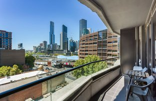 Picture of 906/7 Katherine Place, Melbourne VIC 3000