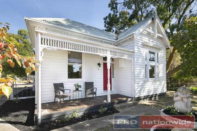 Picture of 21 Cummins Street, BEAUFORT VIC 3373