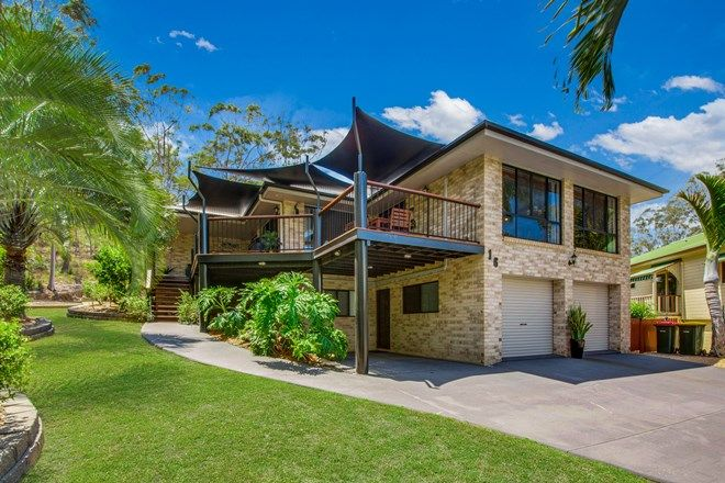 Picture of 16 LAKEFIELD COURT, SOUTH GLADSTONE QLD 4680