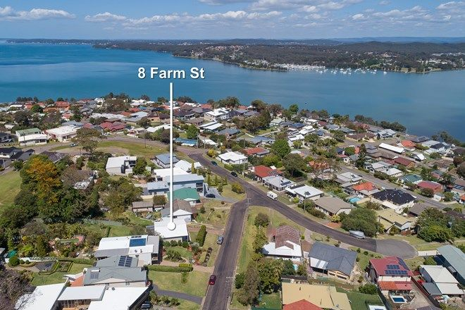 Picture of 8 Farm Street, SPEERS POINT NSW 2284