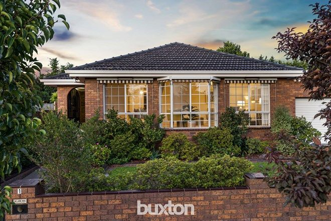 Picture of 1 Kimber Court, DINGLEY VILLAGE VIC 3172
