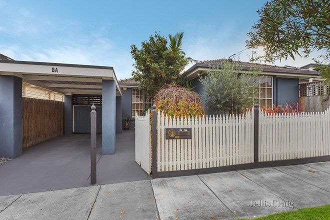 Picture of 8a York Street, BENTLEIGH EAST VIC 3165