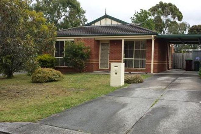 Picture of 5 Barilla Court, CRANBOURNE VIC 3977