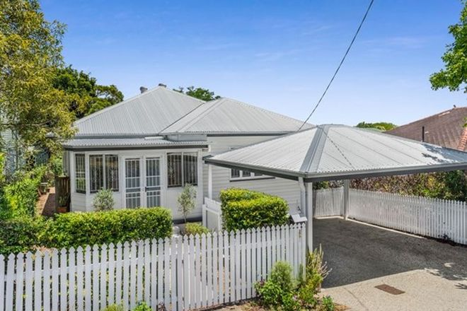 Picture of 1 Mountjoy Terrace, WYNNUM QLD 4178