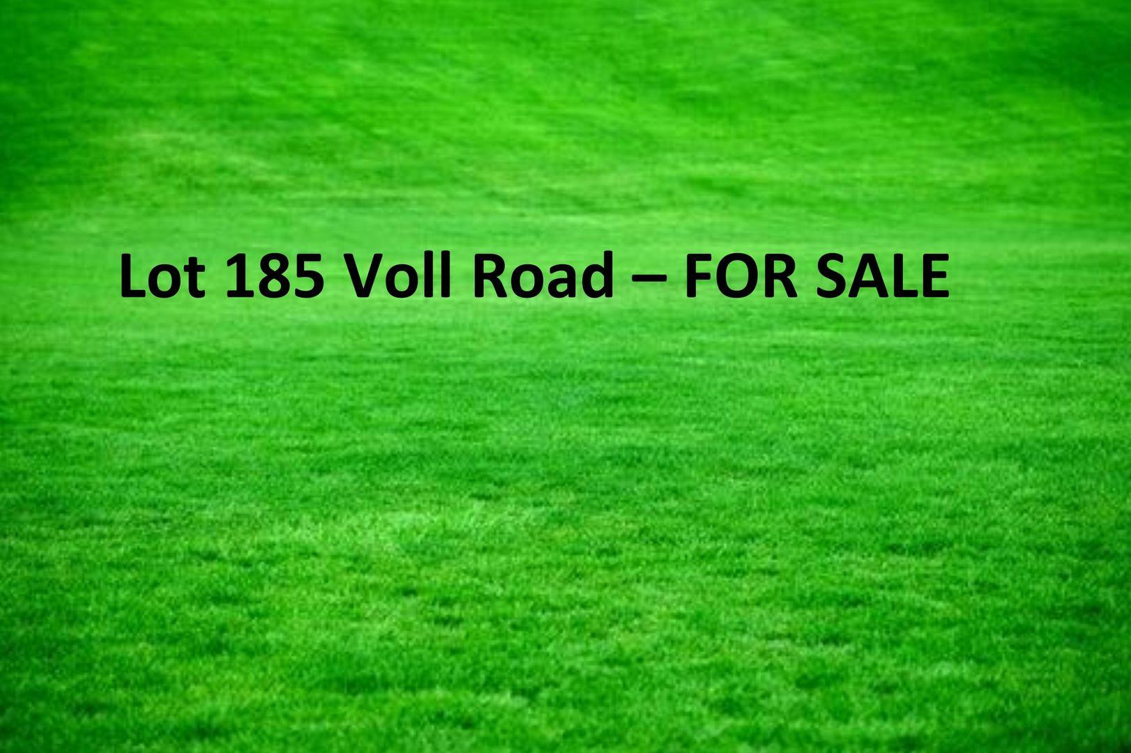 Lot 185 Voll Road, Jones Gully QLD 4355, Image 0