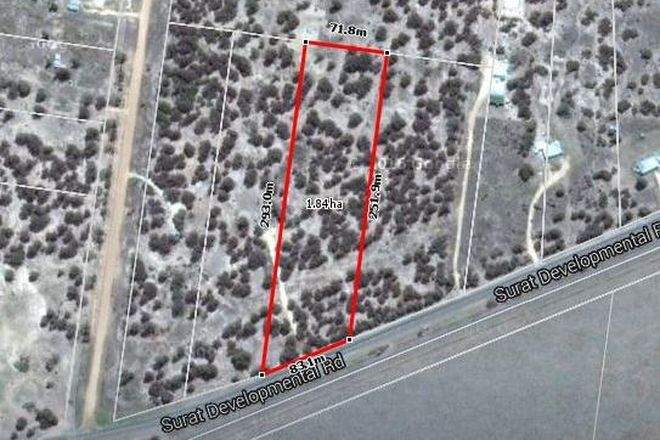 Picture of Lot 46 Surat-Developmental Road, TARA QLD 4421