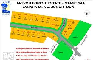 Picture of Stage 14A McIvor Forest Estate - Lanark Drive, Junortoun VIC 3551