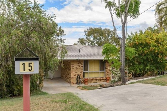 Picture of 15 Ben Lexcen Court, CLINTON QLD 4680