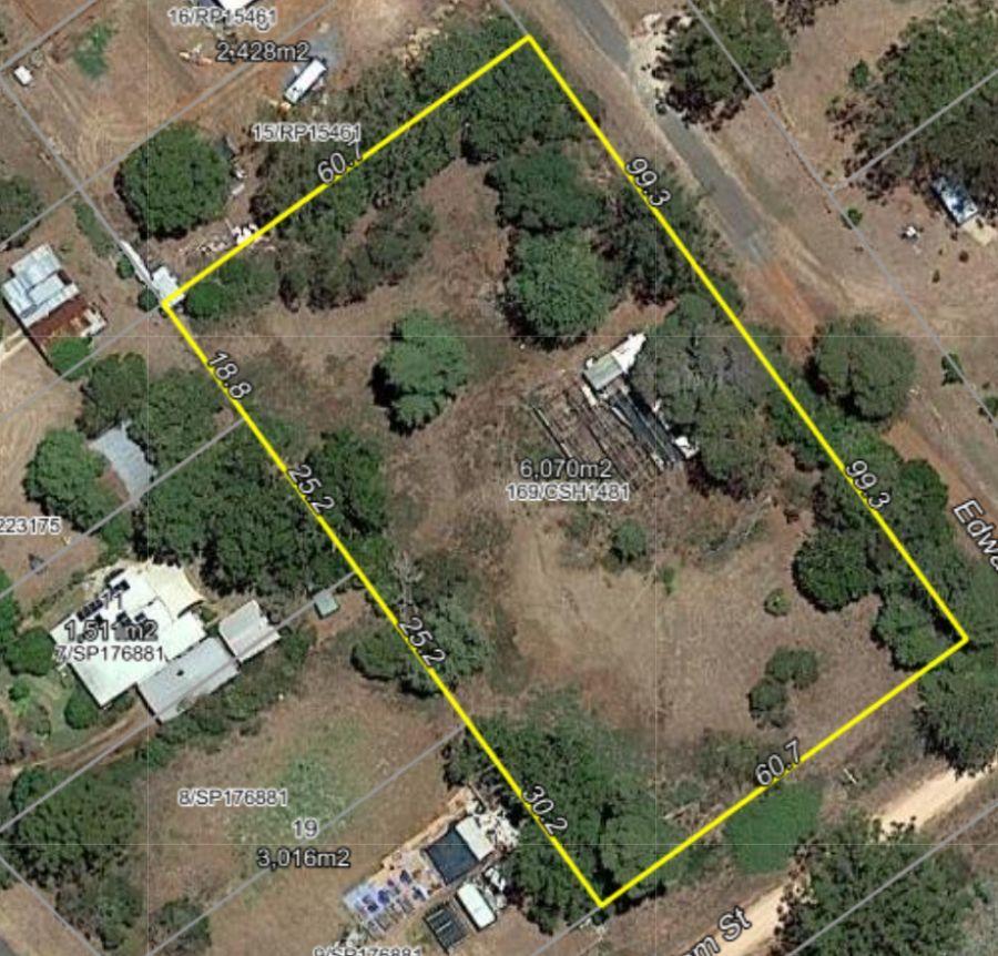 Lot 169 Williams Street, Pechey QLD 4352, Image 1
