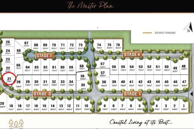 Picture of Lot 21 Beach Link Estate, BARGARA QLD 4670