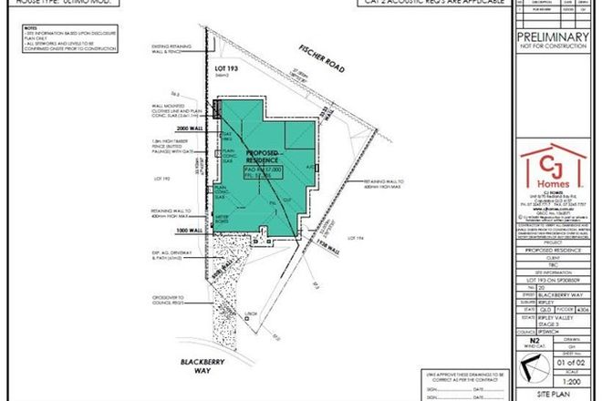 Picture of Lot 193 Blackberry Way, RIPLEY QLD 4306