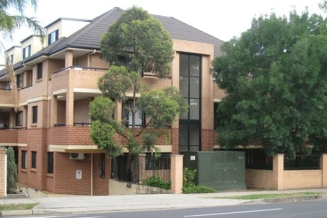 Picture of 24/50-54 Henley Road, HOMEBUSH WEST NSW 2140
