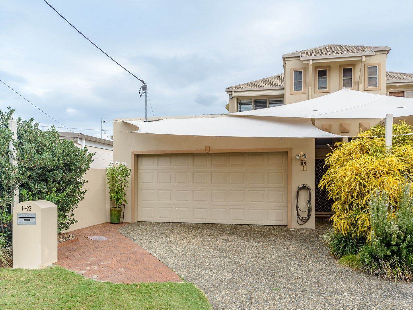 1/22 Nankeen Avenue, Paradise Point QLD 4216, Image 0
