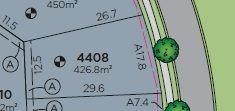 Lot 4408 Poulton Tce, Campbelltown NSW 2560, Image 2