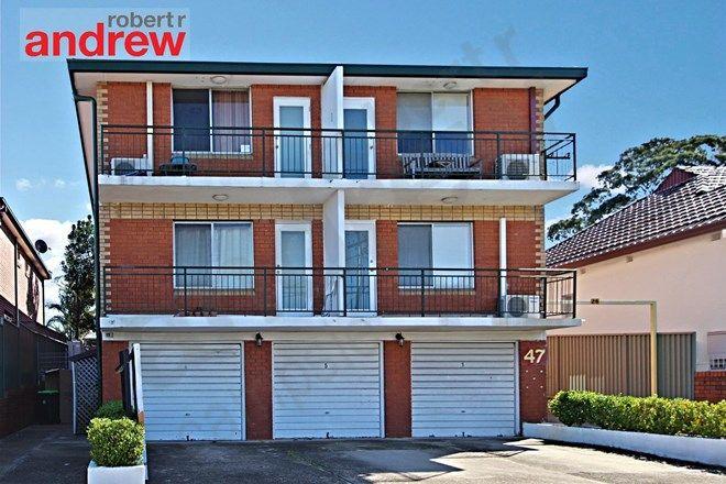 Picture of 3/47 Allan Avenue, BELMORE NSW 2192