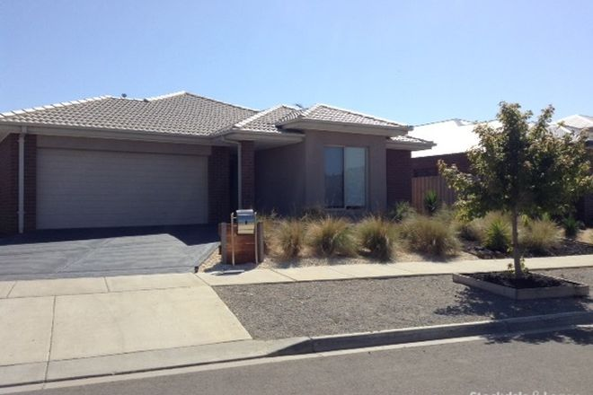 Picture of 8 Ploughman Place, ARMSTRONG CREEK VIC 3217