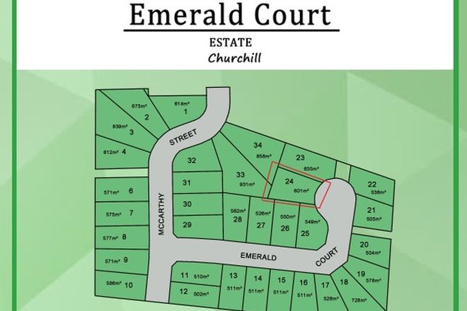 Picture of 24 Emerald Court, CHURCHILL VIC 3842