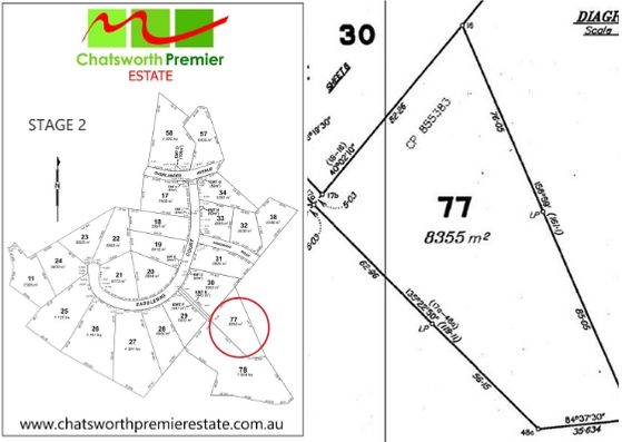 Lot 77 SADDLEBAG COURT, Chatsworth QLD 4570, Image 1