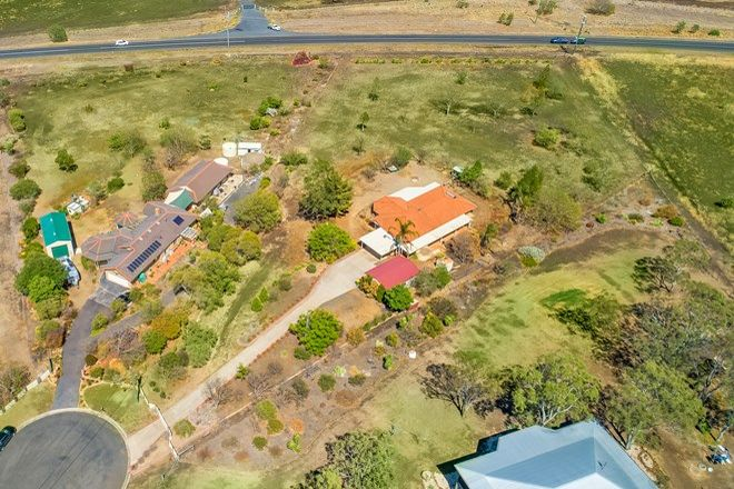 Picture of 7 Sylvia Court, VALE VIEW QLD 4352