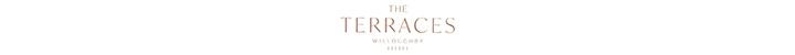 Branding for The Terraces