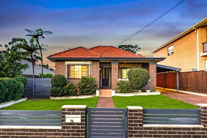Picture of 14 Bruce Street, KOGARAH BAY NSW 2217
