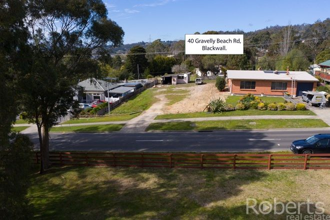 Picture of 40 Gravelly Beach Road, BLACKWALL TAS 7275