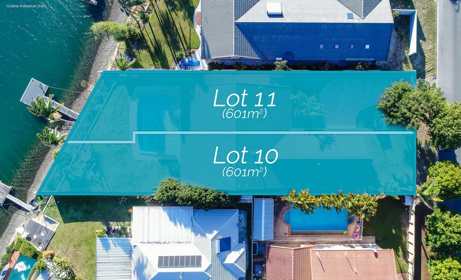 Lot 10 & 11/8 Melaleuca Drive, Palm Beach QLD 4221, Image 1