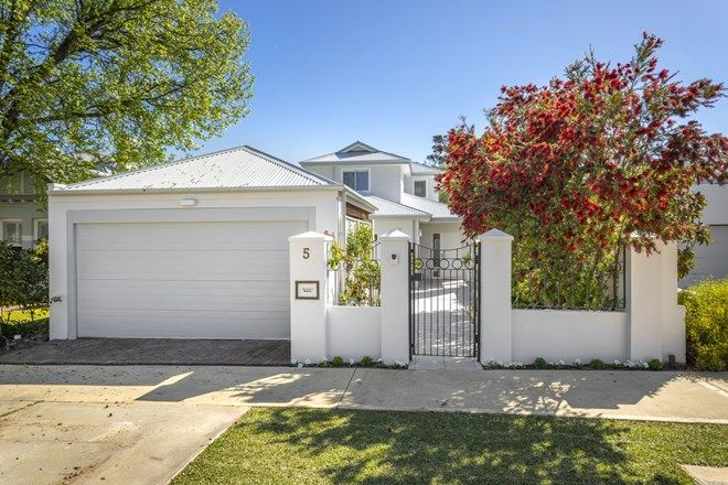 Picture of 5 Evelyn Road, CLAREMONT WA 6010