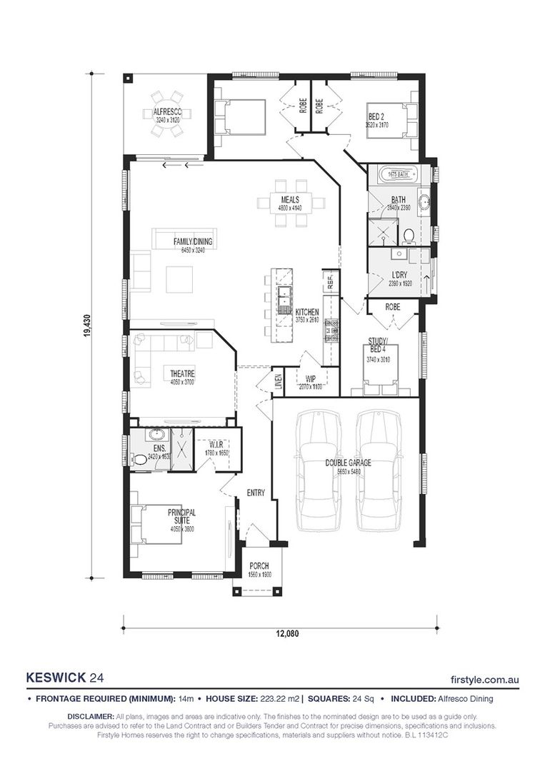 Lot 1013 Wainwright Drive, Cobbitty NSW 2570, Image 1