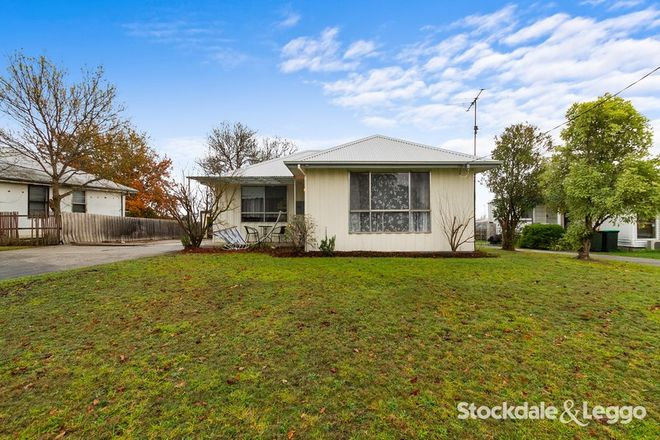 Picture of 57 Vincent Road, MORWELL VIC 3840